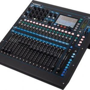 Mixer 16 kanaals digitaal Allen & Heath QU-16
