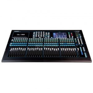 Mixer 32 kanaals digitaal Allen & Heath QU-32